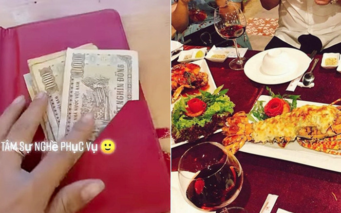 Than vãn chuyện khách trả tiền tip có mỗi 13.000 đồng, nữ nhân viên phục vụ nhà hàng bị cư dân mạng chỉ trích không trượt câu nào