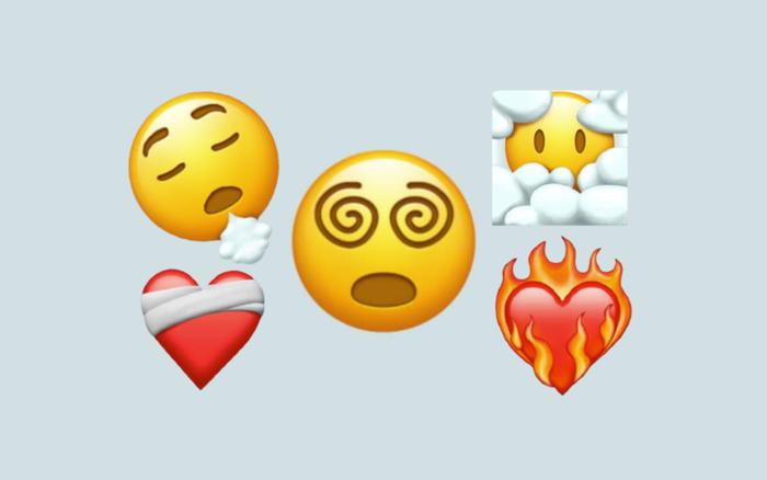 Hoa mắt chóng mặt được coi là biểu tượng cảm xúc của năm 2020 (ít chuyện vui)