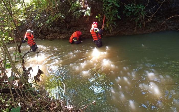 Đã tìm thấy thi thể người phụ nữ rơi xuống mương nước ở Đồng Nai