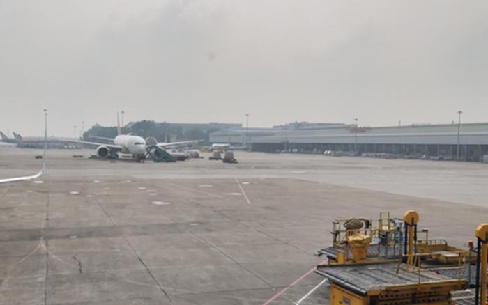 Hy hữu: Nhân viên kỹ thuật máy bay bị sét đánh tử vong tại sân bay Nội Bài