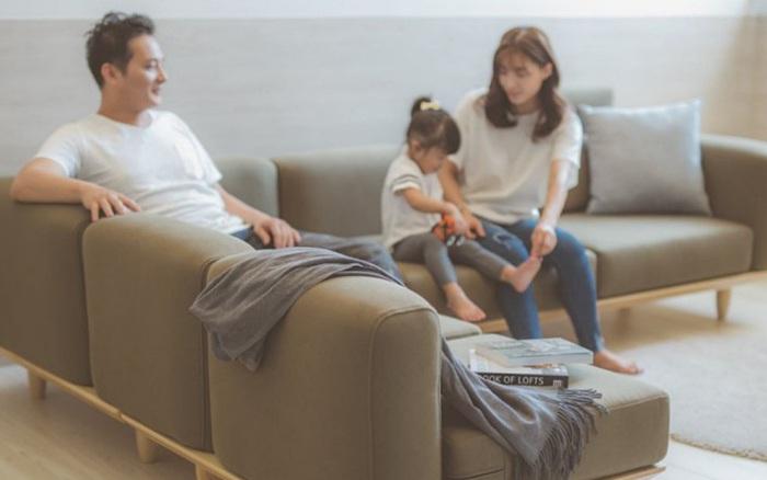 """Mùa thu đông đến rồi, bạn hãy mua ngay chiếc sofa này vừa ấm áp lại linh hoạt, giá cả thì """"mềm khỏi nghĩ"""""""