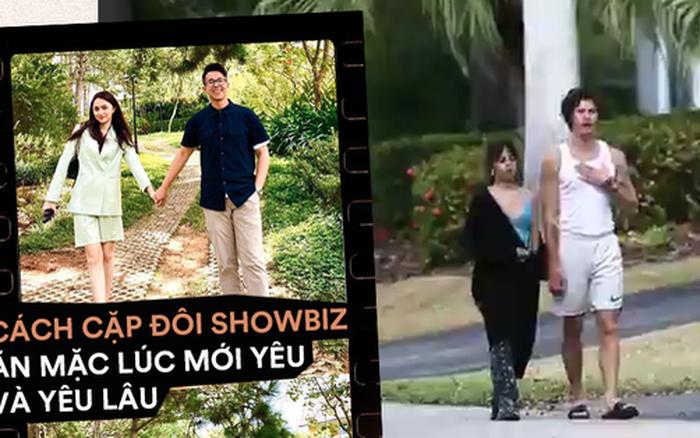 """Hương Giang - Matt Liu mới yêu nên """"lồng lộn"""" 24/7, không biết yêu lâu có xuề xòa cả đôi như những couple này không?"""