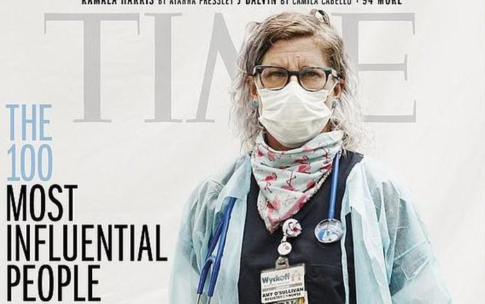 Tạp chí Time công bố danh sách '100 người định hình thế giới'