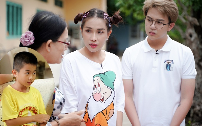 Khả Như, Duy Khánh xót xa lặng người trước hoàn cảnh bé trai bị bỏ rơi trong khách sạn lúc mới 7 ngày tuổi