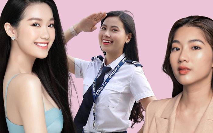 """Nhìn dàn thí sinh Hoa hậu Việt Nam 2020 mà cứ ngỡ đang xem Đường lên đỉnh Olympia: Ai cũng sở hữu học vấn đỉnh nhưng nhân vật này """"khủng"""" nhất"""
