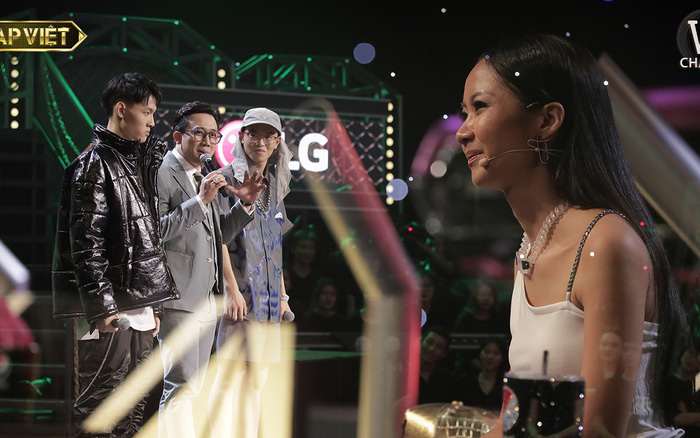Rap Việt: Gừng - Tage đối đầu cực căng nhưng màn lột xác quyến rũ của