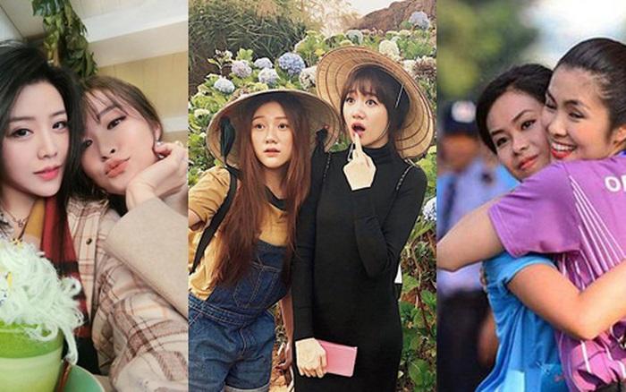 Showbiz Việt có 3 cô em chồng của sao nữ thân thiết với chị dâu còn hơn cả anh trai, nhìn tình cảm họ dành cho nhau mà ai cũng ngưỡng mộ