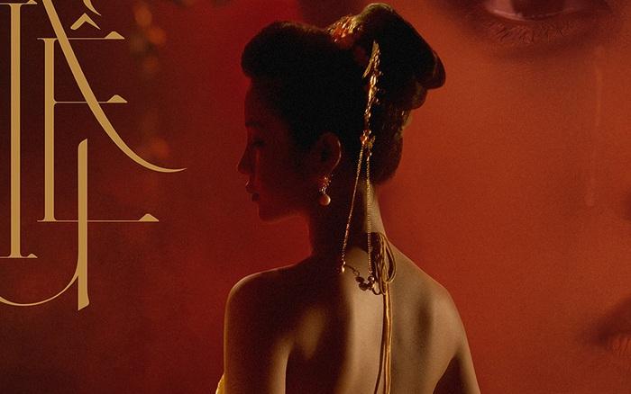 """Phim """"Kiều"""" gây náo loạn khi tung hình ảnh Thúy Kiều khoe trọn lưng trần gợi cảm, danh tính nữ chính khiến cộng đồng mạng xôn xao"""