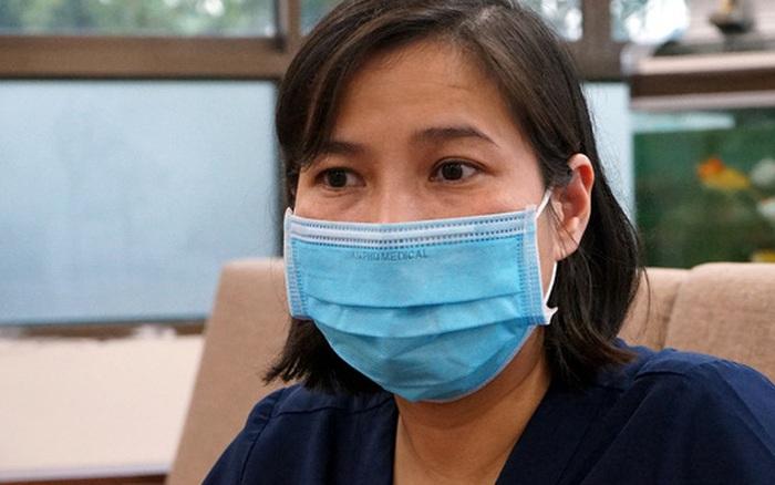 Tâm sự của nữ điều dưỡng Bệnh viện Bạch Mai tại Đà Nẵng