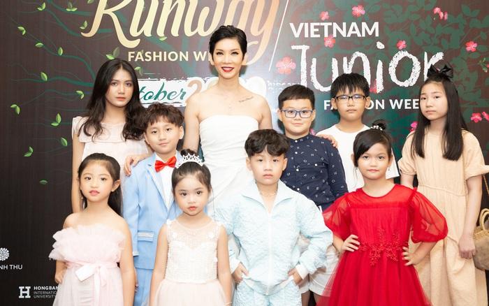 Sau ồn ào với Trọng Hưng, Xuân Lan tổ chức show thời trang tâm huyết quy mô lớn với gần 800 mẫu nhí
