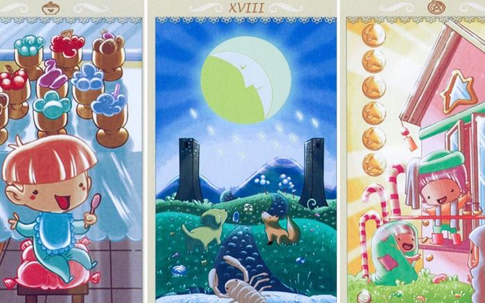 Rút một lá bài Tarot để khám phá tổng quan vận mệnh cuộc sống của bạn trong tháng 10