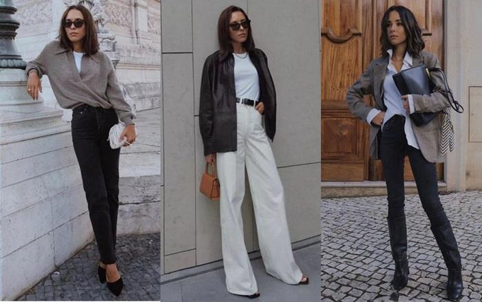 Nàng blogger chỉ cao 1m55 vẫn mặc đẹp và sang quá, đồng nghiệp khen tới tấp lại còn thi nhau copy theo