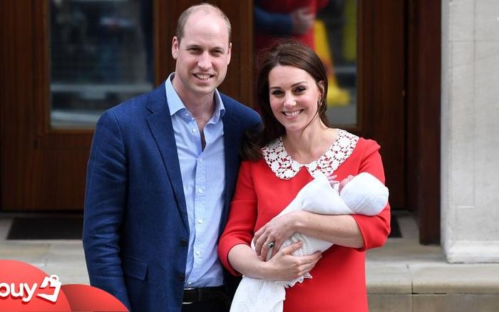 """Muốn nuôi con kiểu """"sang chảnh quý tộc"""", cứ nhìn loạt đồ dùng em bé của gia đình Công nương Kate và Hoàng tử William là biết ngay"""