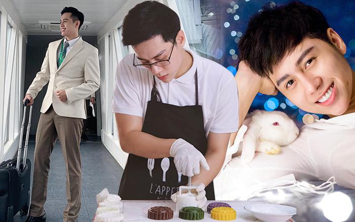 Hot boy cựu tiếp viên hàng không chia sẻ trải nghiệm trong nghề và hành trình bỏ việc đi bán bánh ngọt lương ngàn đô đầy mơ ước