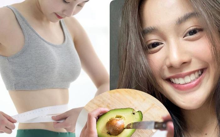 70% công dụng giảm nếp nhăn, diệt mỡ bụng của quả bơ là ở phần hạt, vậy nên người Nhật toàn tự làm và uống trà hạt bơ vào buổi sáng