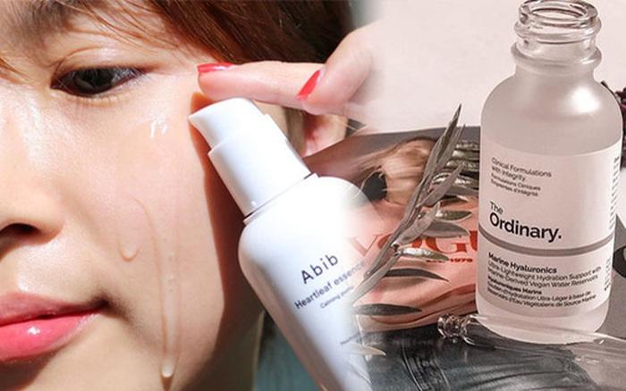 5 serum cấp ẩm phục hồi giá chưa đến 300k, dù hầu bao eo hẹp bạn vẫn yên tâm có da xinh khỏe