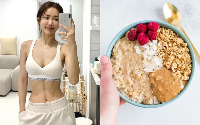 Ăn 5 loại thực phẩm này vào bữa sáng thì các chị em chẳng lo tích mỡ bụng, body luôn thon thả
