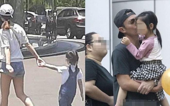 Lâm Tâm Như gặp rắc rối liên quan đến con gái giữa tin đồn trục trặc hôn nhân với Hoắc Kiến Hoa