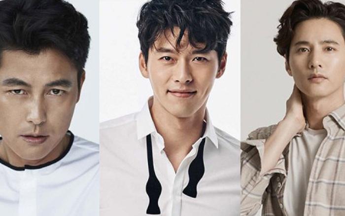Hyun Bin vượt mặt Jung Woo Sung và Won Bin để trở thành hình mẫu tuyệt vời nhất trong mắt đàn ông Hàn Quốc