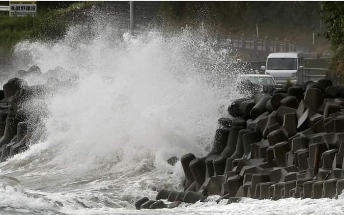 Sau Nhật Bản, siêu bão Haishen lại đe dọa Hàn Quốc, Triều Tiên