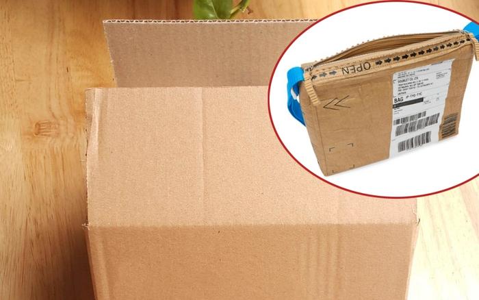 Bạn có sẵn sàng chi 29 triệu để sở hữu chiếc túi được làm từ bìa carton?