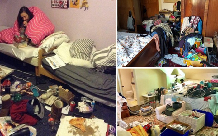 Nước Anh đang thi xem ai có phòng ngủ bừa bãi nhất nhưng giải thưởng mới là thứ gây tranh cãi