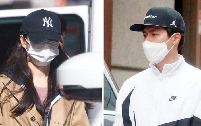 HOT: Dispatch chính thức khui hình ảnh Hyun Bin và Son Ye Jin hẹn hò bí mật, cặp đôi mới của 2021 là đây