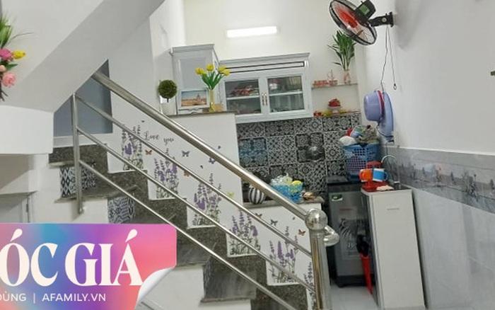 Mẹ đơn thân tự cải tạo nhà 20,8m² thật xinh với chi phí siêu rẻ chỉ hơn 8 triệu ở Sài Gòn