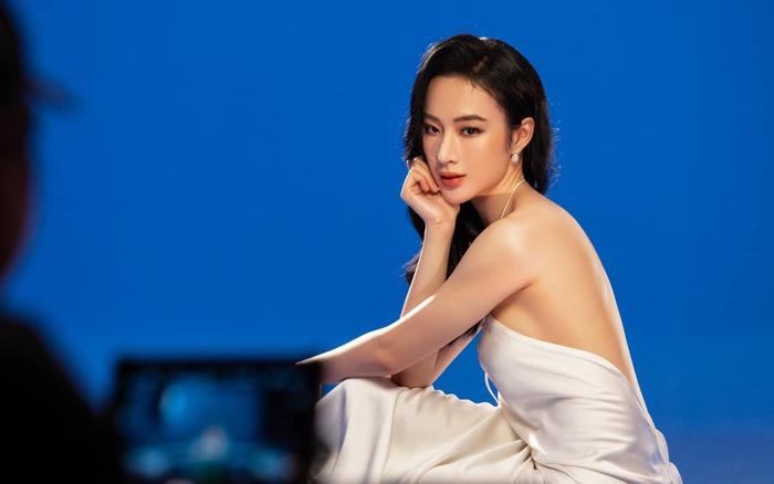 Angela Phương Trinh gây chú ý với loạt hình nóng bỏng mắt cùng phát ngôn: Hãy toả ánh hào quang như một nữ thần