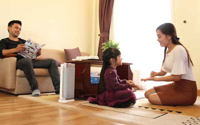 5 lí do để bạn nên sắm ngay quạt sưởi gốm trong nhà cho mùa đông năm nay