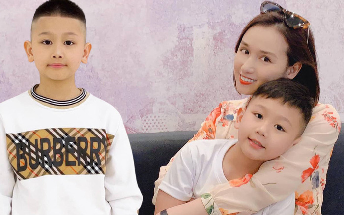 Phỏng vấn diễn viên Lã Thanh Huyền về cách nuôi dạy con trai: 8 tuổi đã vượt trội về chiều cao và thể lực, chơi 1 môn thể thao mẹ nào muốn con cao lớn không thể bỏ qua