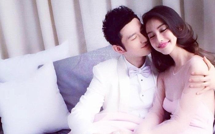 Angelababy hiện giờ đã không còn là vợ của Huỳnh Hiểu Minh?