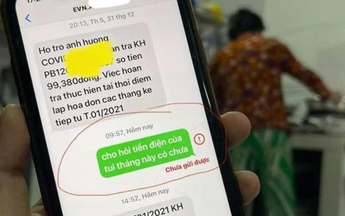 Mượn điện thoại mẹ để dùng, cô gái phát hiện ra đoạn tin nhắn vô cùng thú vị do mẹ gửi cho công ty điện lực