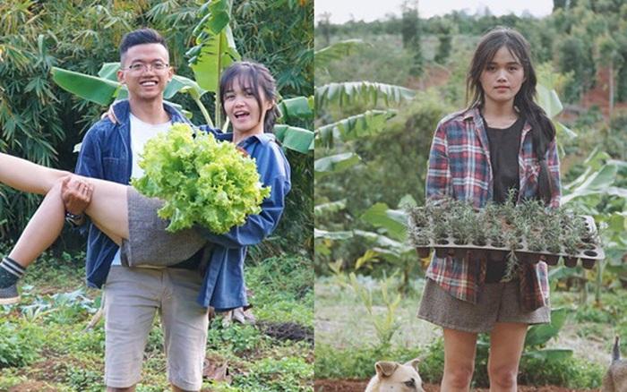 Cô gái bỏ Sài Gòn, cùng chồng lên núi sống đời nông dân fulltime, đặc biệt trước khi đi còn được bố mẹ chồng cho mượn tiền mua đất