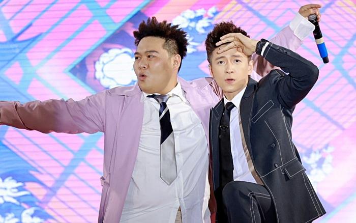 Ngô Kiến Huy cực điển trai trong buổi showcase đặc biệt ra mắt MV đầu tư nhất từ trước đến nay