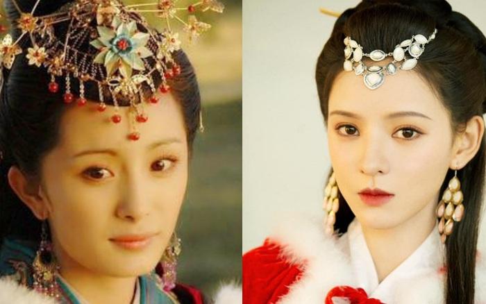 Trương Dư Hi cosplay Vương Chiêu Quân được khen đẹp nức nở, có đủ vượt qua Dương Mịch không?