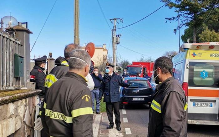 Rò rỉ khí carbon monoxide tại viện dưỡng lão ở Italy, 5 người thiệt mạng