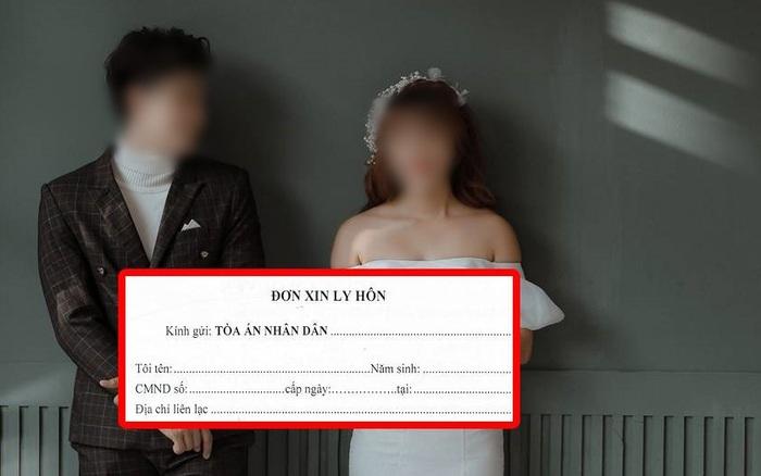 Làm đơn ra tòa chỉ 2 ngày sau khi đăng ký kết hôn vì phát hiện sự thật đáng sợ, cô dâu còn có cách cao tay giải quyết triệt để khiến
