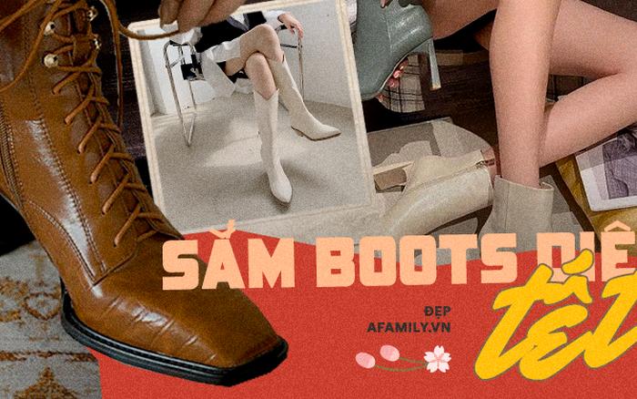 Bắt trend 3 kiểu boots sang chảnh nhất năm 2021 với loạt gợi ý