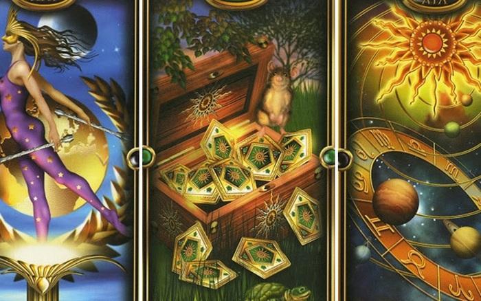 Rút một lá bài Tarot để biết từ giờ đến hết năm Canh Tý, vận may có mỉm cười với bạn hay không