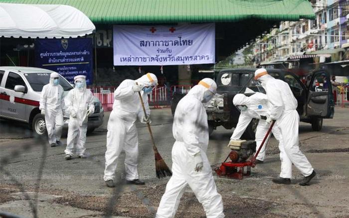 Thái Lan đề xuất tạm dừng nhập cảnh đối với công dân Anh