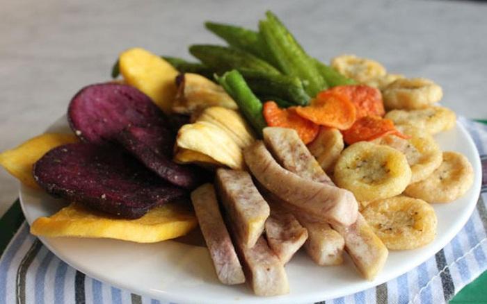 Mang tiếng là đồ ăn kiêng nhưng 5 món này lại trực tiếp