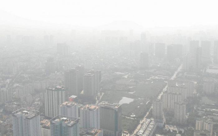 """Nguyên nhân không khí Hà Nội """"rất xấu"""" trong những ngày đầu năm 2021"""