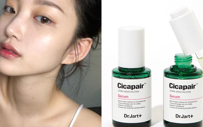 5 sản phẩm giúp xử lý da bị kích ứng siêu nhanh, gần Tết chăm da thực sự không thể thiếu