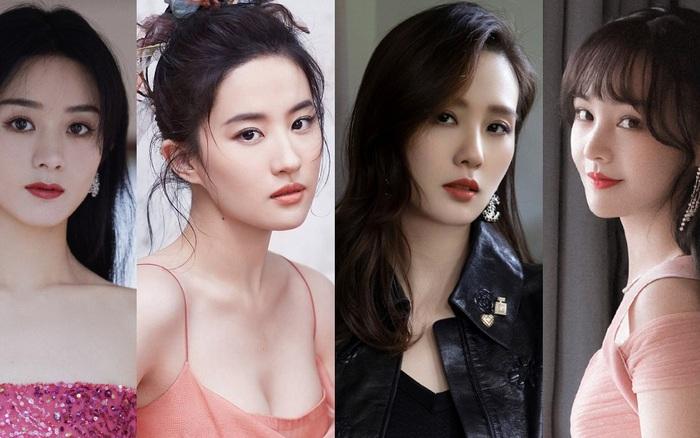 Top mỹ nhân sở hữu vẻ đẹp trong sáng nhất Cbiz: Trịnh Sảng gây tranh cãi khi đứng ở vị trí cao dù đã qua