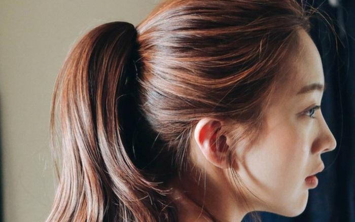 5 tác hại hàng đầu khi phụ nữ buộc tóc đuôi ngựa quá nhiều
