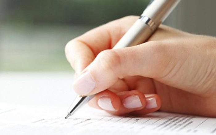 Viết bản kiểm điểm phong cách học sinh giỏi Văn: Độ dài như Bình Ngô đại cáo