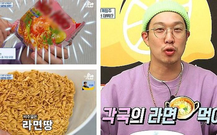 """Sống giữa thiên đường mì ăn liền, người Hàn Quốc vẫn """"đóng thùng"""" mua sỉ mì ..."""