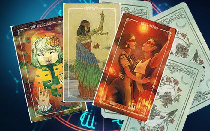 Rút một lá bài Tarot đại diện cho cung Hoàng đạo để biết những biến động trong ...