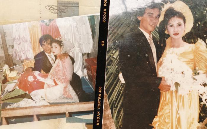 Đám cưới 25 năm trước của cô gái Đồng Tháp: Lấy anh hàng xóm vì được ...